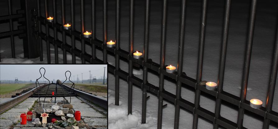 27.01.2013 – Gedenken an die Befreiung des KZ Auschwitz in Friedberg