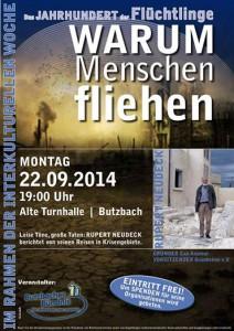 Flucht Butzbach