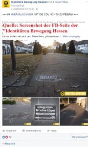 Identitäre Bad Nauheim online